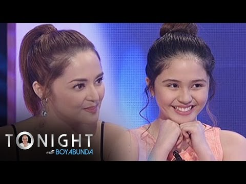 TWBA: Fast talk with Jessa Zaragosa and Jayda Avanzado