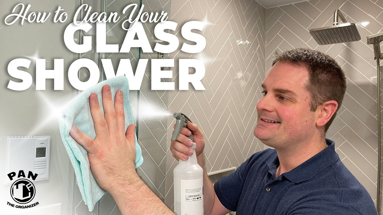 Download HOW TO KEEP GLASS SHOWERS CLEAN !! (QUICK & EASY)