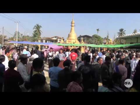 Rakhine Mobile Clinic February 26, 2017