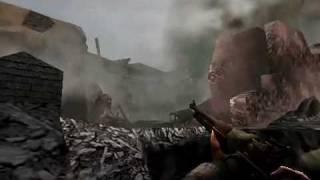 Call Of Duty Roads to Victory attract movie (intro)