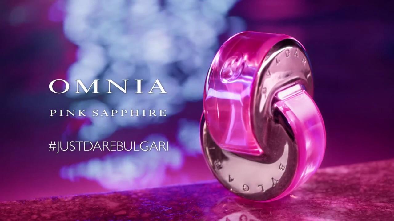 Bulgari Omnia Pink Sapphire - YouTube