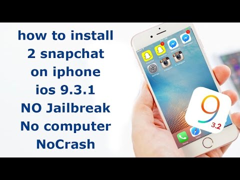 snapchat on iphone 4 how to install 2 snapchat on iphone free ios 9 3 1 no 16154