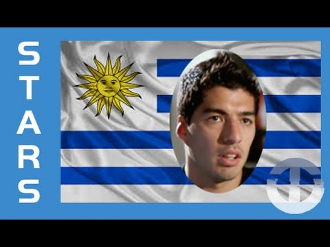 Luis Suárez - Uruguay Football (2014 World Cup)