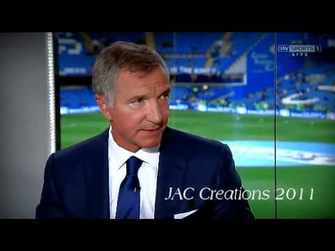 Glenn Hoddle Graeme Souness Gary Neville Reaction To Sir Alex Ferguson's Retirement