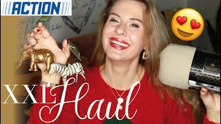 Gigantischer XXL ACTION HAUL * Weihnachten * Lifestyle * Dekoration I Amelie with Love