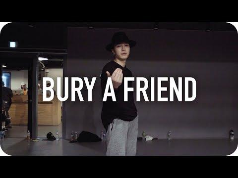bury a friend - Billie Eilish / Junsun Yoo Choreography