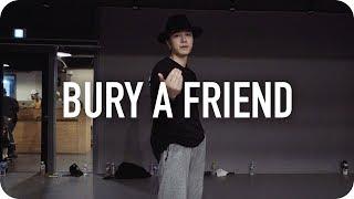 Download bury a friend - Billie Eilish / Junsun Yoo Choreography Mp3 and Videos