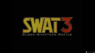 SWAT 3 gameplay (PC Game, 2001)