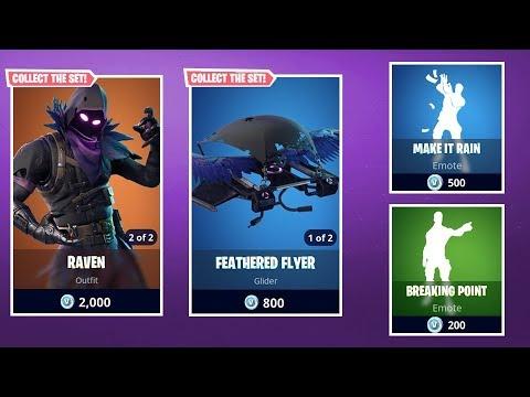 Fortnite item shop may 7