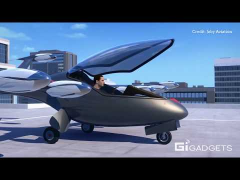 Joby Aviation | The new Air taxi
