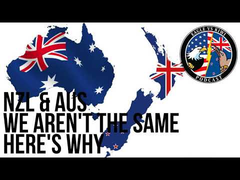 Australia & New Zealand Aren't The Same - Here's Why. | #08