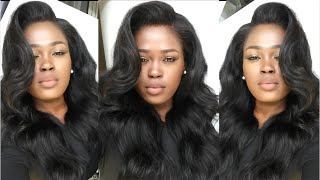 Make Your Lace Frontal/Wig Look Natural(No Sew, No Glue, No Hair Out) Aliexpress