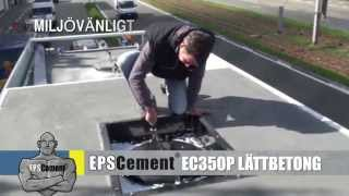EPSCement® EC350P Introduktion