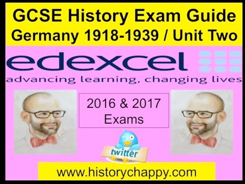 gcse history coursework germany Gcse history revision section looking at the war at sea during world war one 1916 and both britain and germany claimed victory.