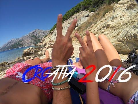 Croatia 2016   Brela   Zadar   Split   Vacation & Holiday Video HD