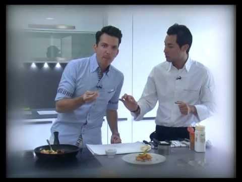 """Rincón Gastronómico"" - Tortitas de Manzana Caramelizadas a la Vainilla"