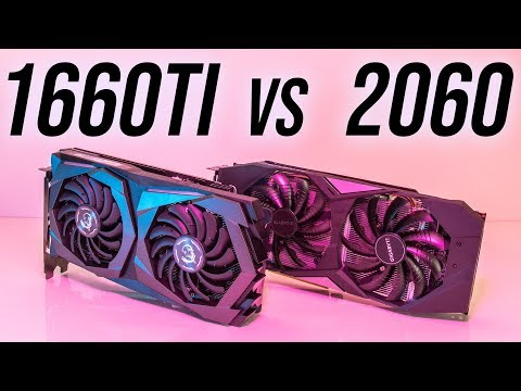 Nvidia GTX 1660 Ti vs RTX 2060 - 16 Games Tested!