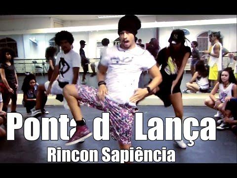 Ponta de Lança - Rincon Sapiência | Coreografia por Ton Novais