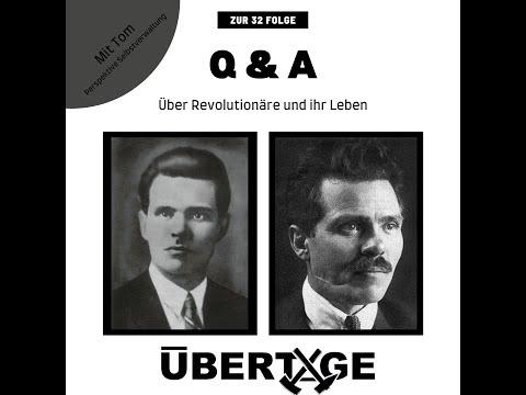 Download Q & A zur 32 Folge: über Revolutionäre und ihr Leben