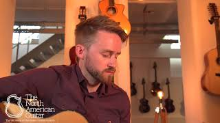 Ryan Guitars Nightingale Grand Soloist Played By Will McNicol (Part Two)