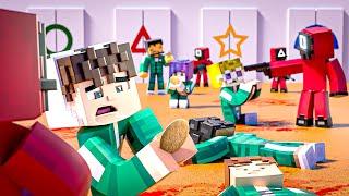 Squid Game: Minecraft Movie (Dalgona Game) 오징어 게임 screenshot 1