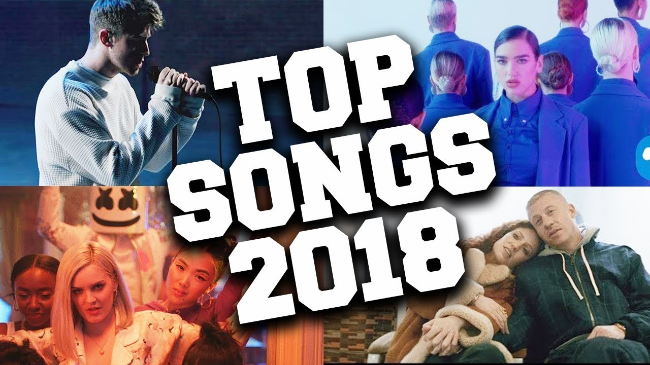 Top 50 Songs of 2018 - YouTube