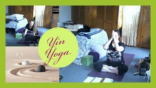 Seeking Dharma Yoga: Yin Yoga