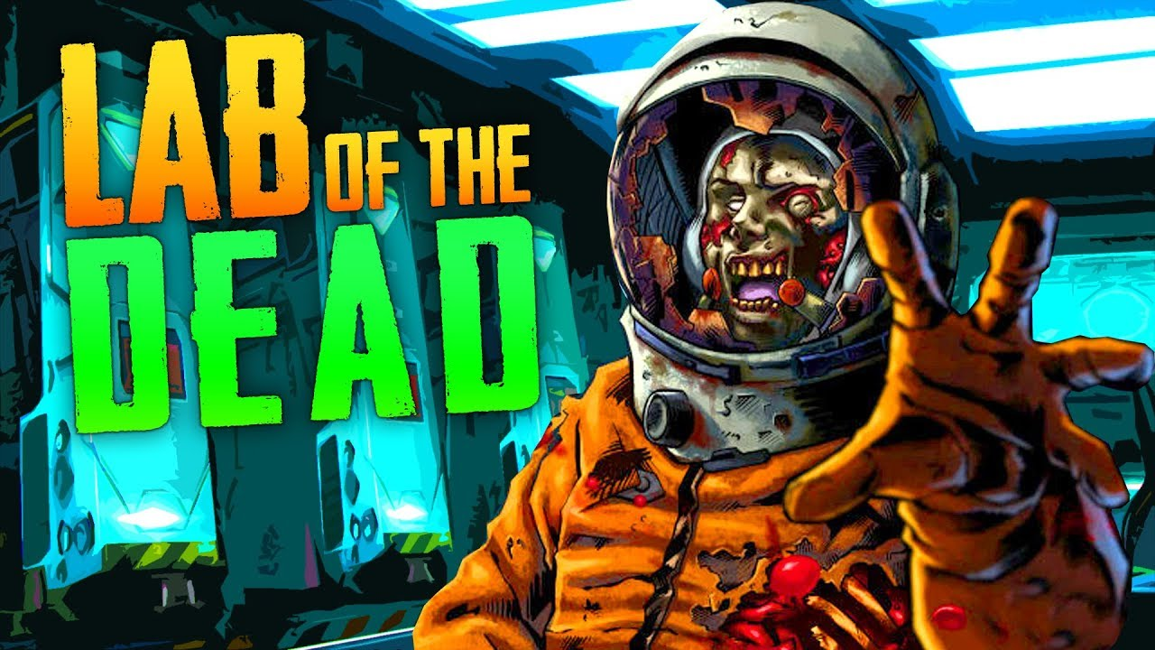 lab of the dead call of duty custom zombies youtube
