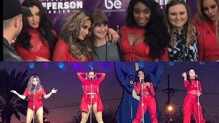 FIFTH HARMONY PERFORMANCE IN NEW ORLEANS