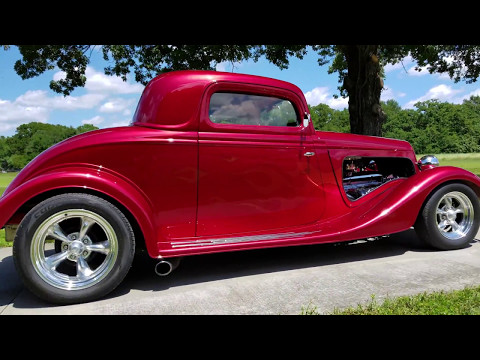 Street Rodder's 1934 Ford Coupe