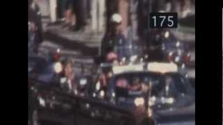 JFK Assassination - Zapruder Film - HD Digital Reproduction