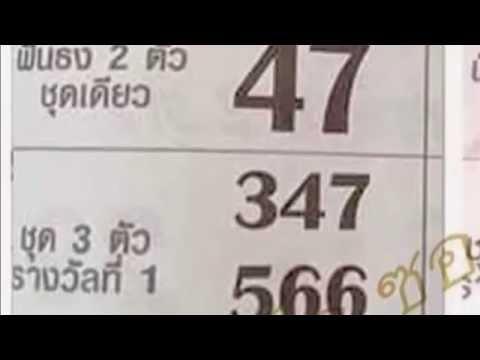 เลขเด็ดงวดนี้ ฟันธง 3ตัว2ตัว 1/03/58