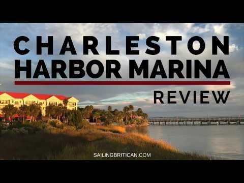 Charleston Harbor Marina Review | Sailing Britican