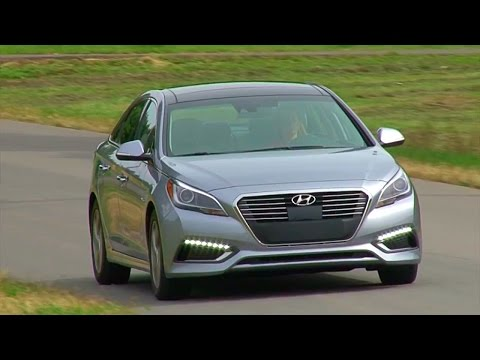 Hyundai Sonata Hybrid 2016 Review Testdrivenow