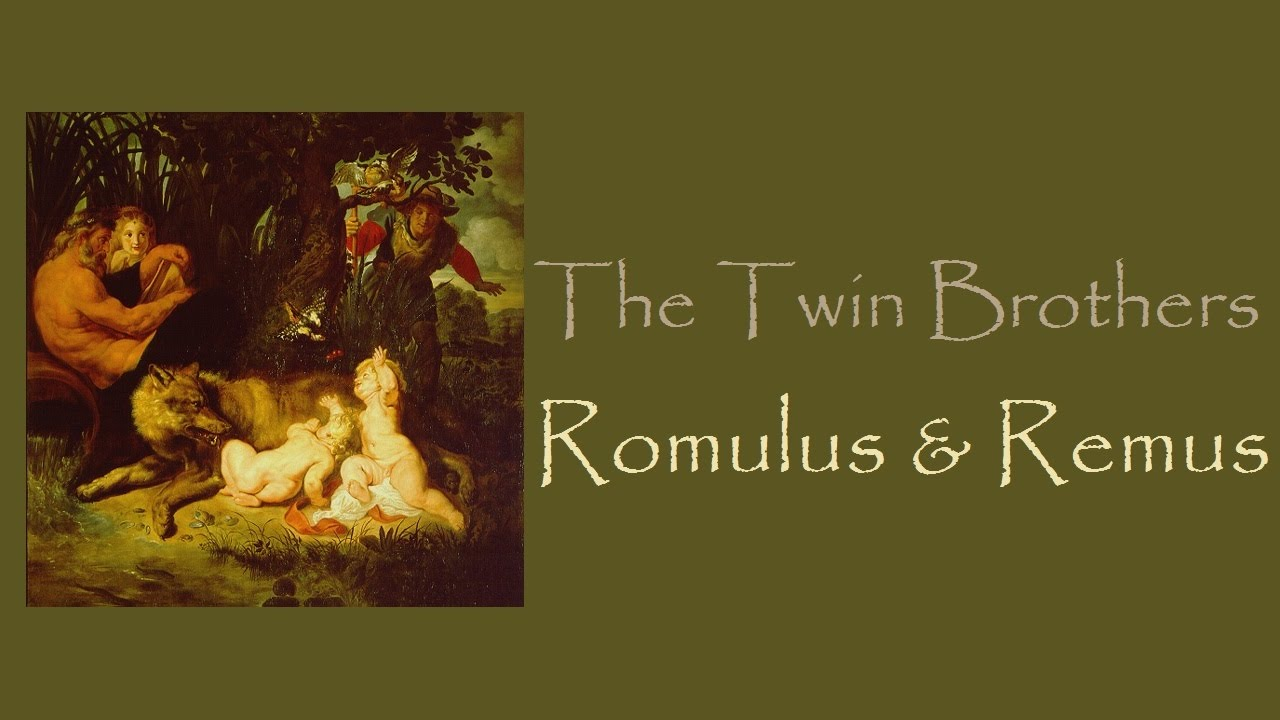 the story of romulus and remus the foundation of rome and civil wars within rome From rome to rwanda: the centuries-long armitage lays out civil wars within three categories of the myth of romulus and remus tells the story of the.