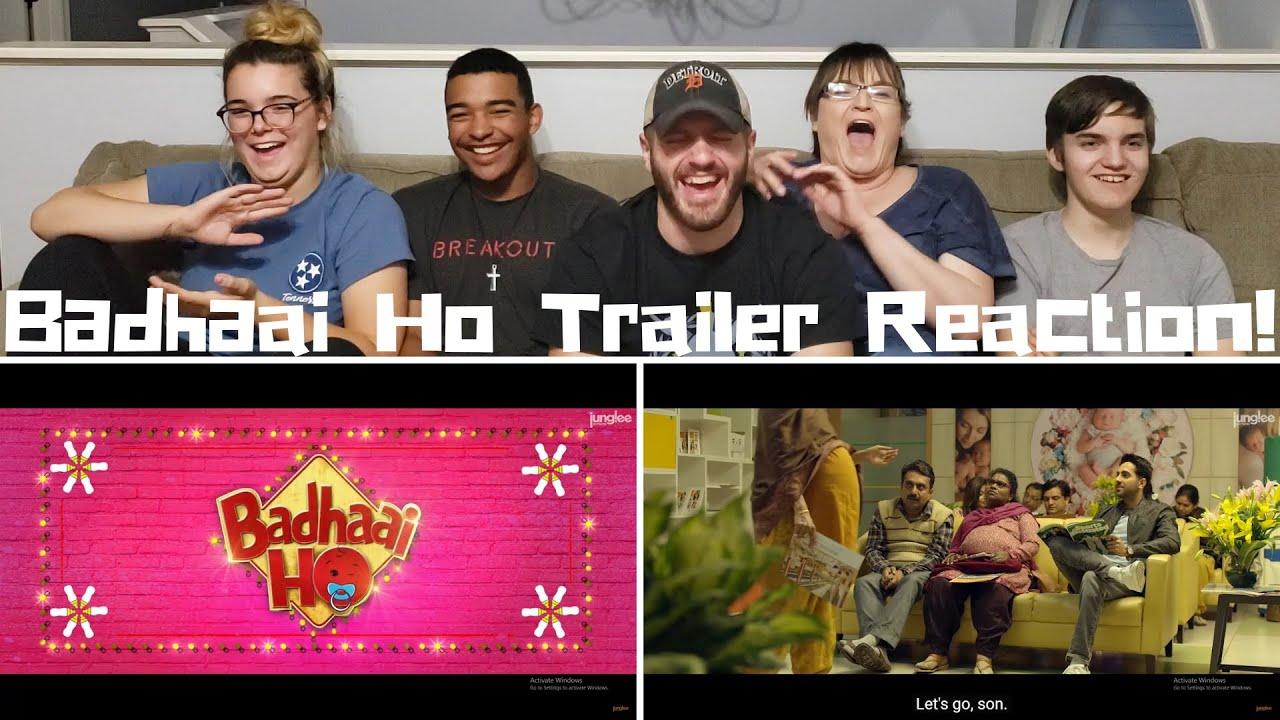 Download Badhaai Ho / Ayushmann Khurrana / Sanya Malhotra / Trailer Reaction!