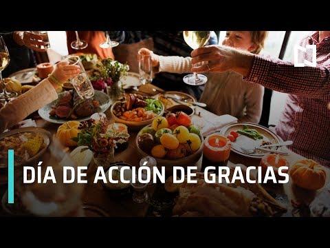 Día de Acción de Gracias | Thanksgiving Day | ¿Por qué se celebra?