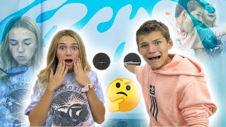 Don't Put Your Hand in the Wrong Hole Slime Challenge | We Are The Davises