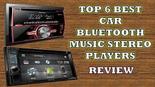 Best 6 Car Bluetooth Music Stereo Player in 2018 - Review Features & Price [Hindi]