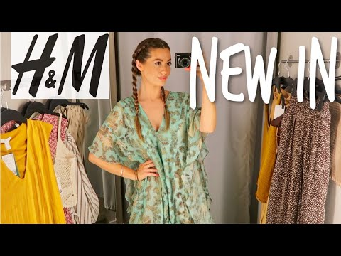 NEW IN H&M | COME SHOPPING WITH ME | TRY ON HAUL
