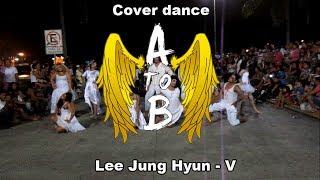 "AtoB Cover dance Zombie  ""V"" (브이) Lee Jung Hyun"