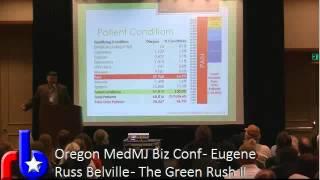 Toker Talk Radio #375 - The Green Rush II Presentation