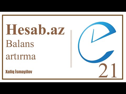 #21. Hesab.az / İnternet ödənişlərinin Online ödenilmesi. Smartpay ( Öyrədici Videolar)
