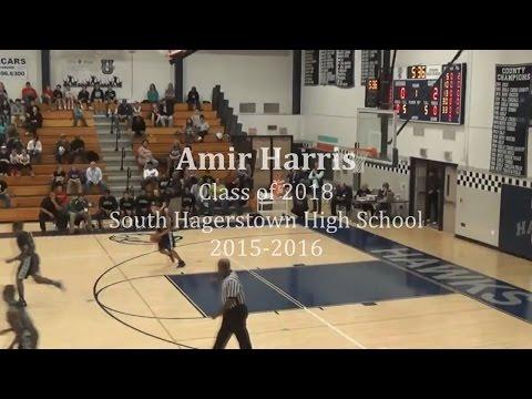 Amir Harris '18 | South Hagerstown High School | 2015-2016