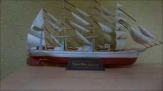 Nihon Maru Papercraft