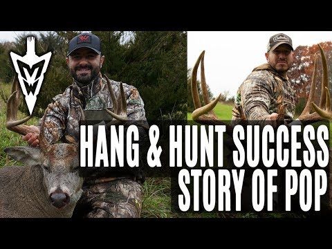Hang & Hunt Success, The Story of Pop | Midwest Whitetail
