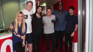 Pentatonix - Interview on NOVA FM Australia 2014