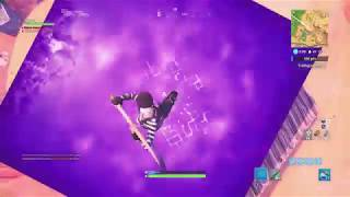 Fortnite Purple Lightning CUBE?! (GIVES YOU SHEILD!!) - SEASON 6 CLUES?