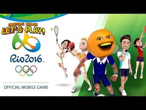 Annoying Orange plays - Rio 2016 Olympic Games
