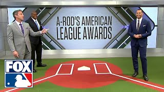 A-Rod's 2018 American League Awards | MLB WHIPAROUND